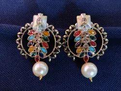 Colorful Fancy Earrings