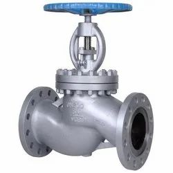 Forged Steel Globe Valve, Size: 3 Inches