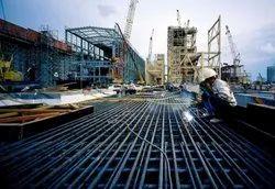 工业区RCC土建工程,用于工业和商业
