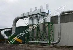 Stainless Steel Cyclone Dust Collector