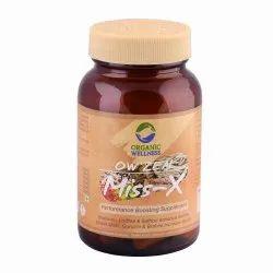 Organic Wellness Miss X 60 Capsules Bottle