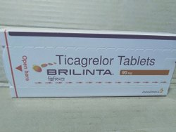 Ticagrelor Tablet