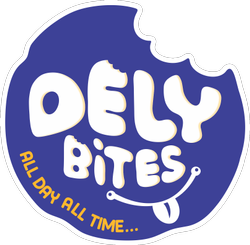 Delybites White Vanilla Sponge - Egg Free - Cake Premix - 5 Kg