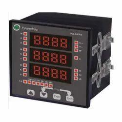 Three Phase Digital Energy Meter, For Industrial