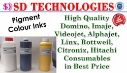 Videojet Yellow Ink 1000ML