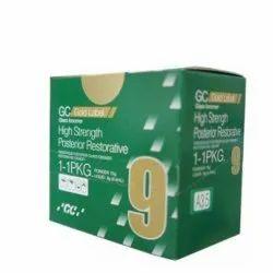 GC Gold Label 9 Extra 1-1 Pkg (Glass Ionomer Cement Regular Pack 15gm , 10 ml )