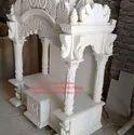 Designer White Marble Temple