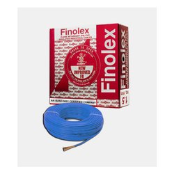 1.5 Sq Mm Finolex Flame Retardant PVC Insulated Blue Cable