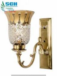 Modern/Contemporary Bell SCH Decorative Wall Mount Lamp Antique Brass Wall Light, For Home