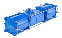 Scotch And Yoke Pneumatic Actuator Operated Butterfly Valve
