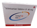 Telmisartan Tablets I.P. 40 Mg