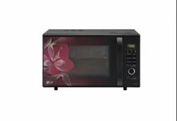 LG Charcoal Convocation Microwave Oven 28 Liters-Mj2886bwum