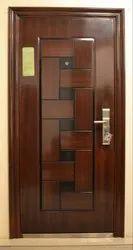 Metal Mild Steel Pelicano Steel Security Door, Size: Height 2050 mm,Width 960 mm
