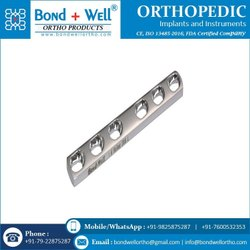 Orthopedic Broad DCP Plates