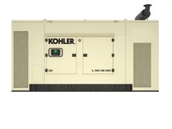 320 KVA 3 PHASE KOHLER Brand Silent Diesel Generator Powered by VOLVO Engine with Breaker