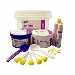 Imprisil Set A (Type A - Vinyl Polysiloxane Silicone Impression Material)