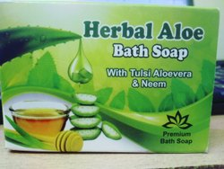 Herbal Aloe Bath soap