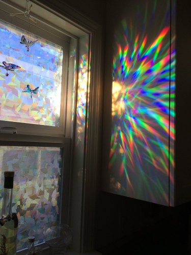 Window Holographic Film