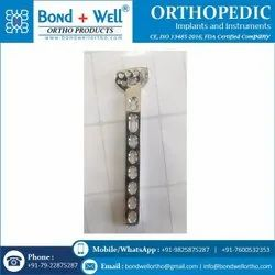 Orthopedic Distal Radius volar locking plate