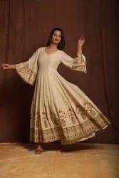Anarkali Fashionable Long Dress