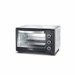 POTG 20 20 Litres Prestige 20RC Oven Toaster Griller, Stainless Steel, 1400 Watt