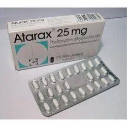 Hydroxyzine Dihydrochloride Tablet
