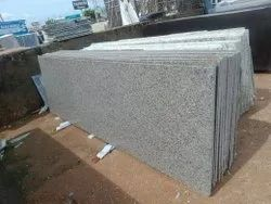 Polished Finish Desart Green Granite Slab, For Flooring And Counter Tops, Thickness: 16mm