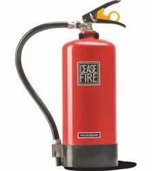 Mild Steel A B C Dry Powder Type Metal Fire Extinguisher, For Office, Capacity: 2Kg