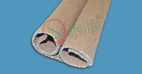 Vermiculite Coated Fire Blanket