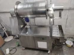 Fully Automatic Roller Coaster Ice Cream Machine