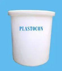 Plastic Round C V Container