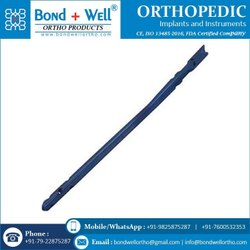 Orthopedic Implants Solid Tibia Nail