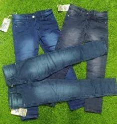 Blue Denim Men Slim Fit Jean