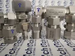 Titanium Compression Fittings