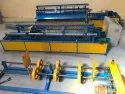 PLC Controlled Fully Automatic Chain Link Machine