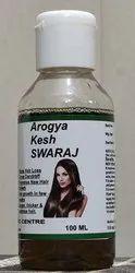 Ayurvedic Property Arogya Kesh Swaraj Oil, Bottle, Packaging Size: 100 Ml