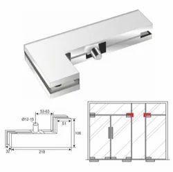 Aluminium L Big Patch Lock, Size: 10-12 Mm