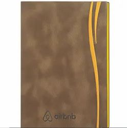Brown Soft Cover Note Book