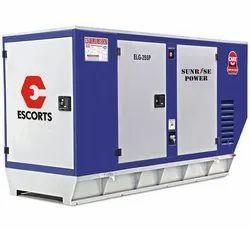 25 KVA Escort Diesel Generator