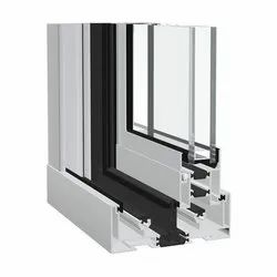 Aluminium window extrusion