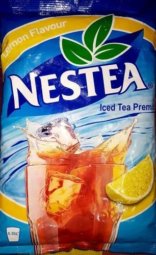 Nestle Nestea Lemon Iced Tea Premix Powder Packaging Size 1 Kg Rs 245 Packet Id 22638128288