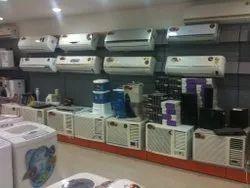 Airconditioner Display Racks