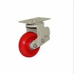 Spring Loaded FLMCPU Caster Wheel
