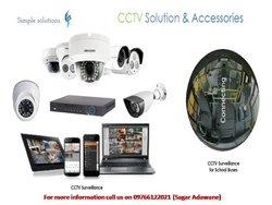 Hikvision Plastic Security CCTV, 15 to 20 m