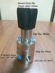 HCL Gas Pressure Regulator