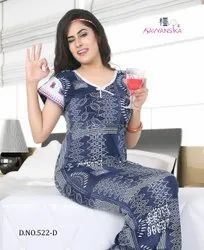 Vol 522 Kavyansika Designer Nighty