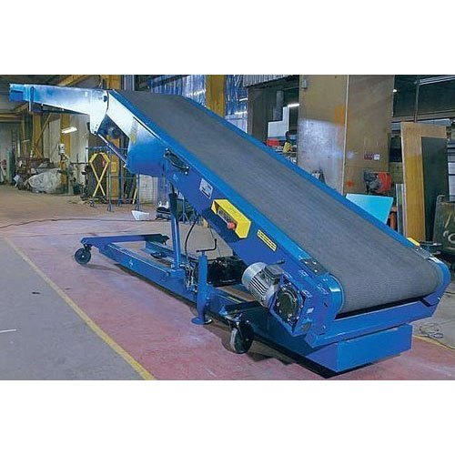 Mobile Loading Unloading Conveyor