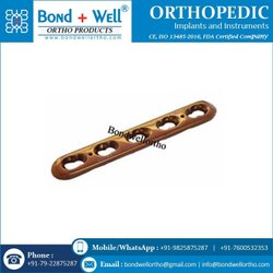Orthopedic Narrow LC DCP