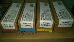 Sharp DX-25AT Toner Cartridge for Sharp DX-2000/2500 Pack Of 4