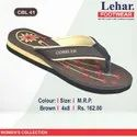 LADIES FABRICATION SLIPPER